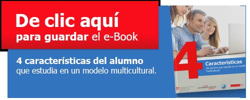 Descarga e-Book: 4 características modelo multicultural
