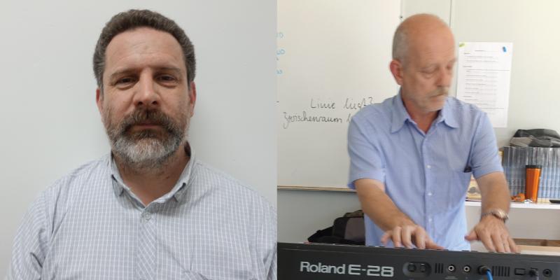 Entrevista a Emiliano Gaviño y Viktor Bleuer, profesores de Música del Campus CDMX