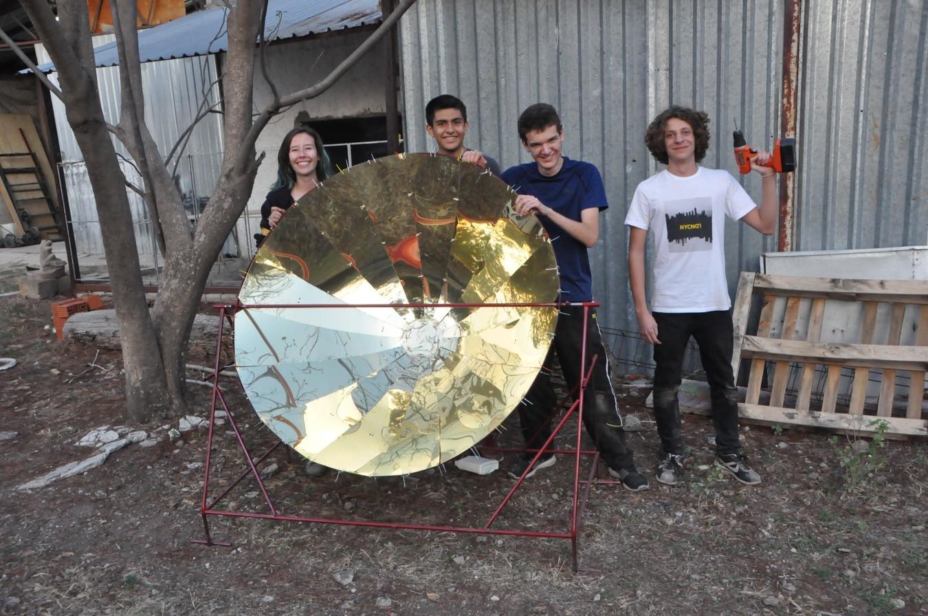 Hornos Solares – Proyecto de Física en G1